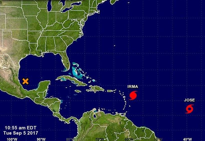 Se perdió la comunicación con Barbuda y crece la preocupación — Huracán Irma