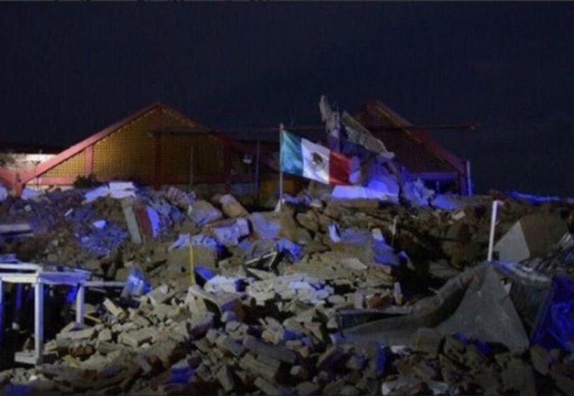 Confirman cifra preliminar de 23 muertos por el sismo de 8.2 | El Imparcial de Oaxaca