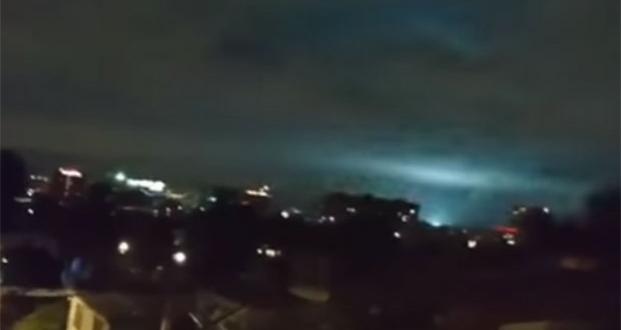Video: ¿Qué son la luces con las que se cubrió el cielo durante el sismo de ayer? | El Imparcial de Oaxaca