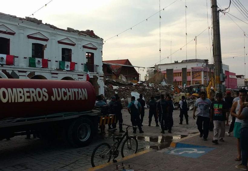 Sismo causa 61 muertos en el sur del país; Oaxaca y Chiapas | El Imparcial de Oaxaca