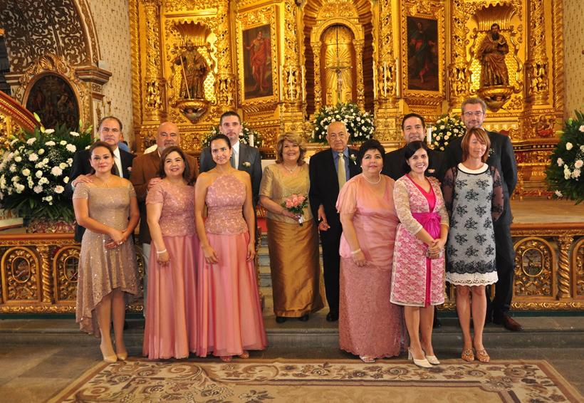 Lupita y Óscar 50 años juntos