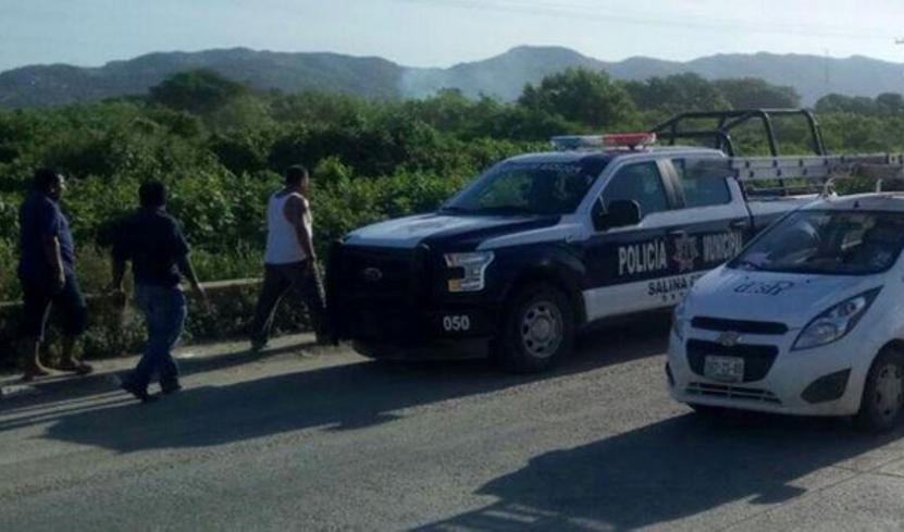 Detienen a joven tras robar llanta de tráiler en Salina Cruz, Oaxaca | El Imparcial de Oaxaca