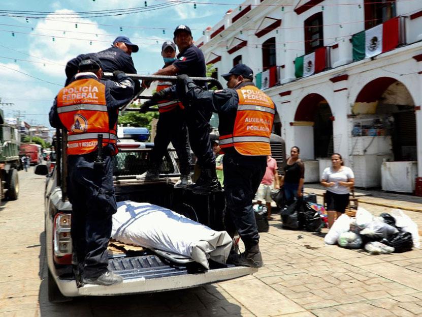 Rescatan cadáver del policía sepultado en Juchitán, Oaxaca | El Imparcial de Oaxaca