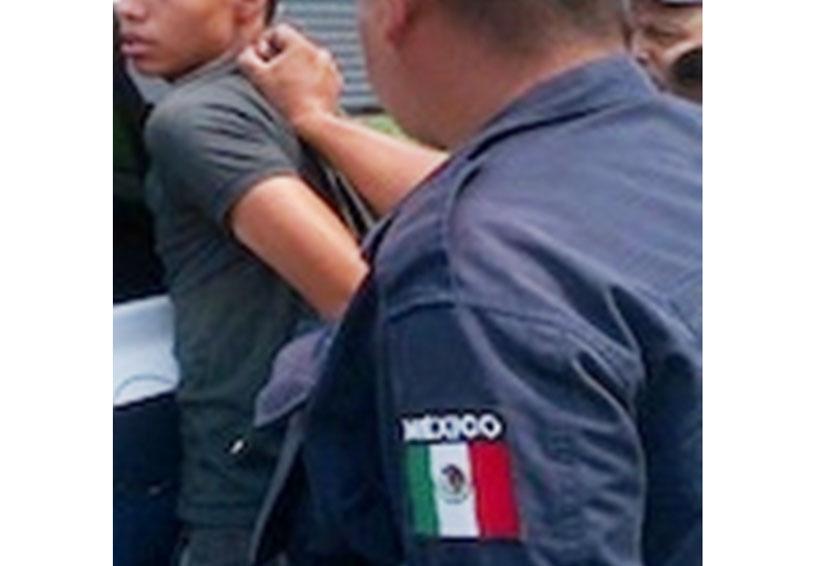 Amenazó con una  pistola a jovencita; detenido | El Imparcial de Oaxaca