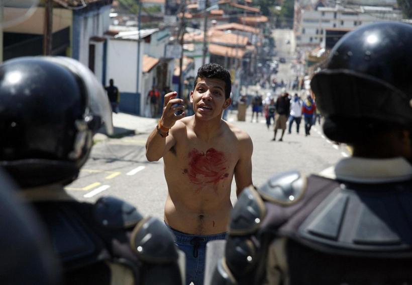 Detenciones arbitrarias representan un acto cotidiano en México: Amnistía Internacional | El Imparcial de Oaxaca