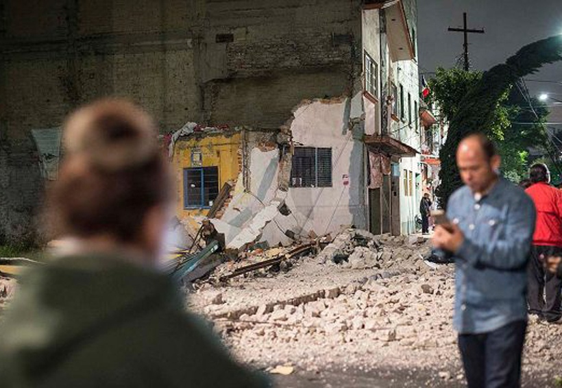 La escala de Richter ya no sirve para medir sismos | El Imparcial de Oaxaca