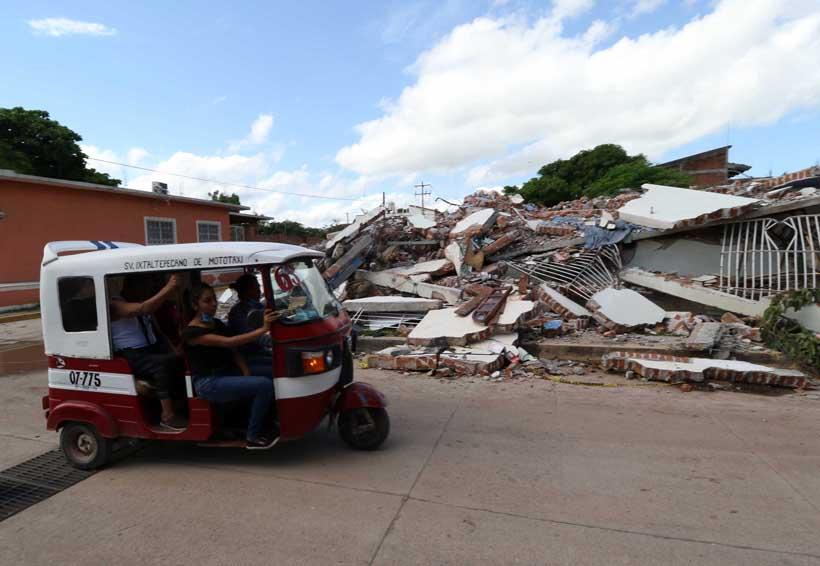 Sigue la emergencia en el Istmo | El Imparcial de Oaxaca