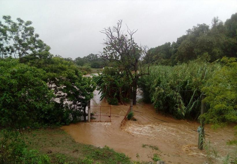 Daños en la Costa de Oaxaca por lluvias | El Imparcial de Oaxaca