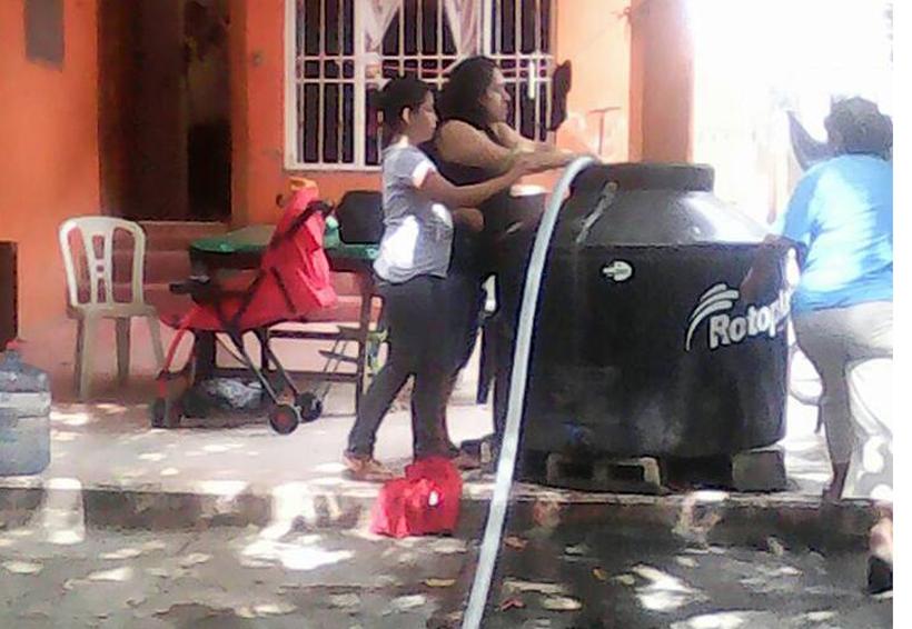 Afecta falta de  vital líquido en el Istmo de Tehuantepec, Oaxaca | El Imparcial de Oaxaca