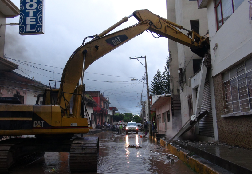 Hay más de 20 mil familias  desplazadas en el Istmo de Oaxaca