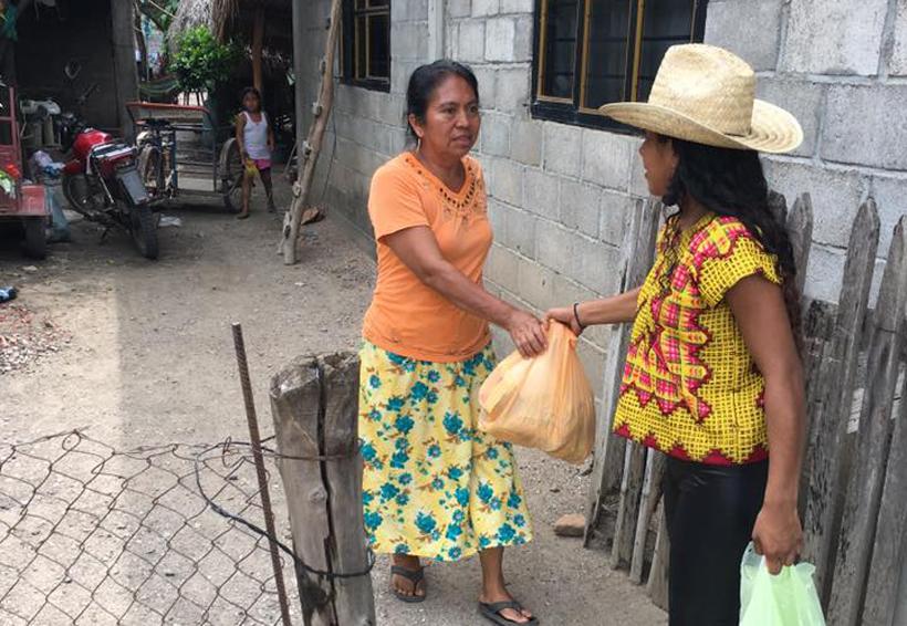 Pide Natalia Toledo mantener la mirada en el Istmo de Oaxaca