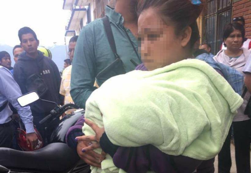 Imputada por sustraer un bebé en Hospital Civil de Oaxaca pide investigar a su cómplice por el robo de su hijo