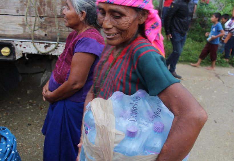 La Mixteca se solidariza con el Istmo de Oaxaca