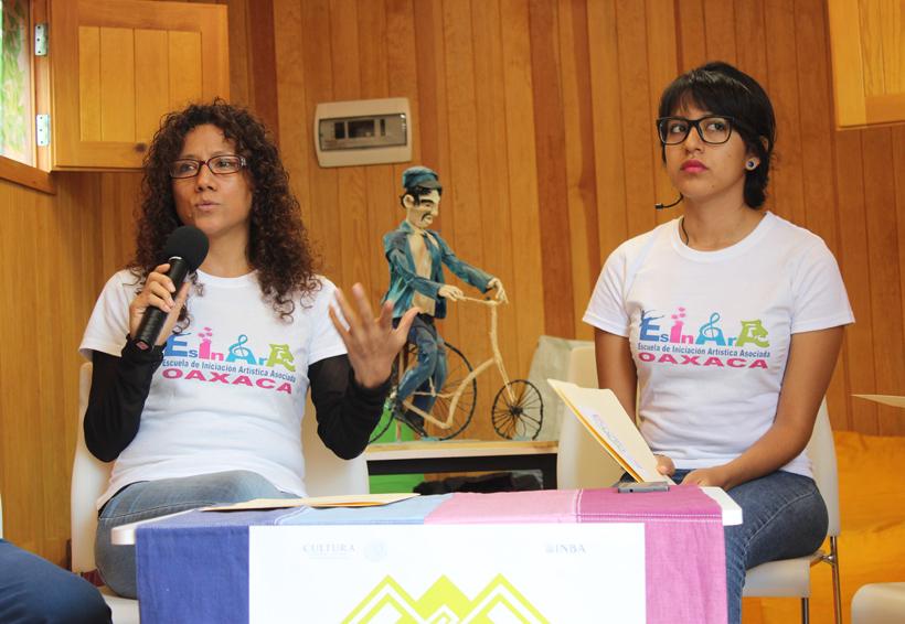 En Oaxaca abren escuela de iniciación artística para infantes y jóvenes