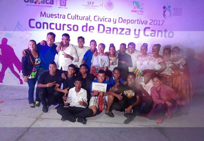Jóvenes afromexicanos van a concurso nacional de CECYTEO