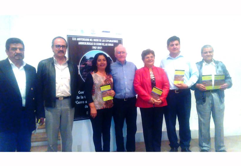 Presentan libro Cerro de las Minas, Arqueología de la Mixteca Baja | El Imparcial de Oaxaca