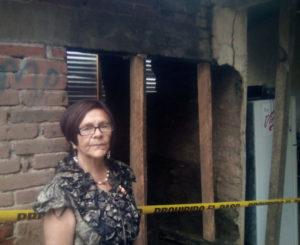 Julia solicita auxilio a las autoridades de Oaxaca