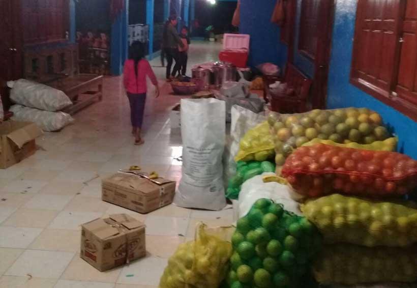 Comunidades de la Sierra Mixe-Zapoteca dan apoyo a municipios del Istmo de Oaxacva | El Imparcial de Oaxaca