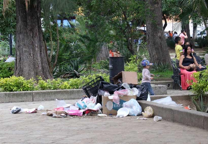 Persiste conflicto del basurero en Oaxaca