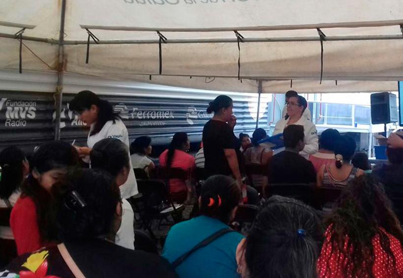 Llega el Dr. Vagón al Istmo de Tehuantepec