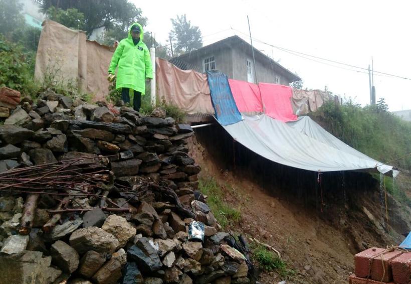 Dependencias evaluaron daños  del sismo en la Mixteca de Oaxaca | El Imparcial de Oaxaca