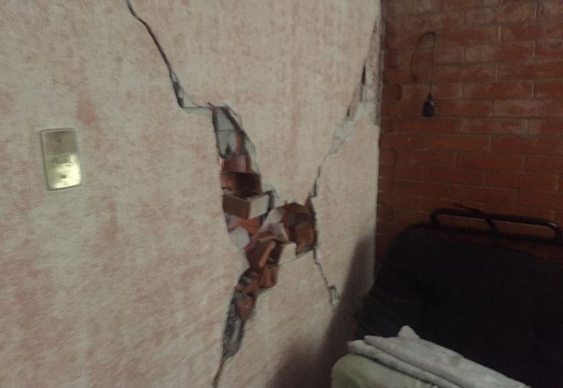 Reportan 5 mil viviendas  afectadas por temblores en la Mixteca de Oaxaca | El Imparcial de Oaxaca