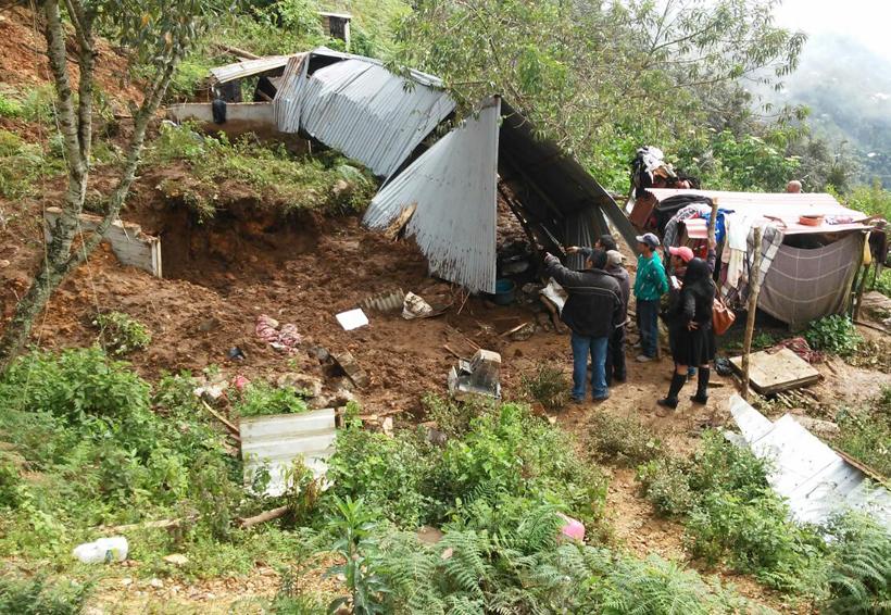 Lluvias devastadoras dejan tres muertos en Oaxaca | El Imparcial de Oaxaca
