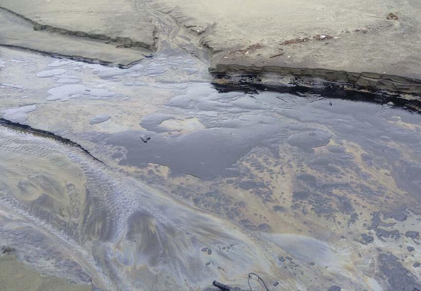 """""""Contaminación en el Istmo nos está  acabando""""; pescadores"""