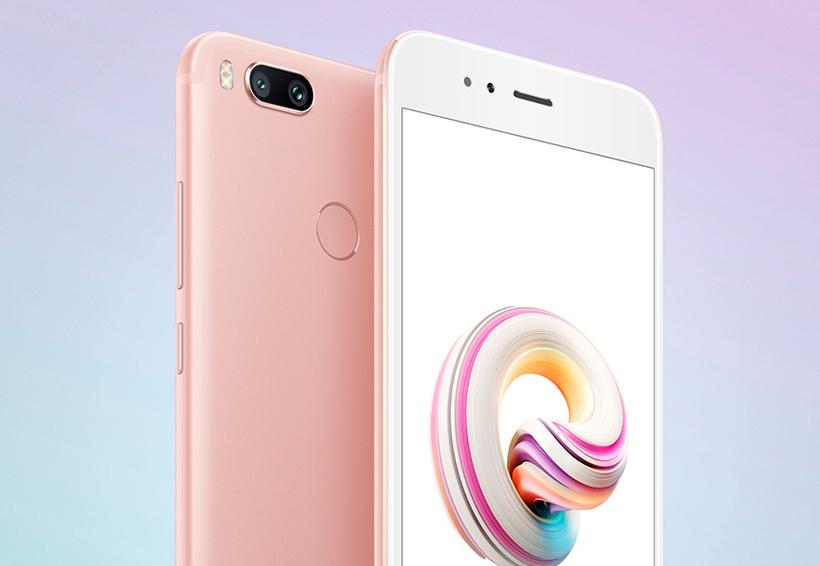 Presentado el Xiaomi Mi A1, un smartphone con Android One