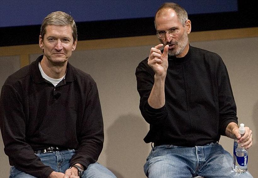Tim Cook recuerda a Steve Jobs a seis años de su muerte   El Imparcial de Oaxaca