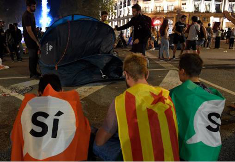 Gobierno Español pide elecciones en Cataluña | El Imparcial de Oaxaca