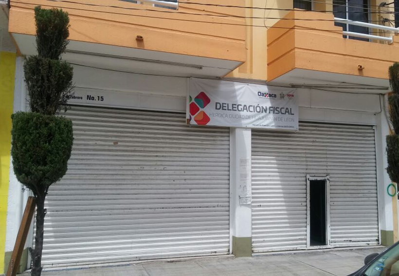 Sin oficinas, trabajadores  del estado en Huajuapan de León, Oaxaca | El Imparcial de Oaxaca
