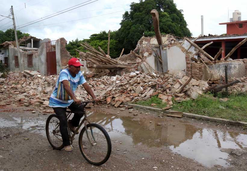 No hay reglas claras para reconstrucción en el Istmo: Coparmex | El Imparcial de Oaxaca