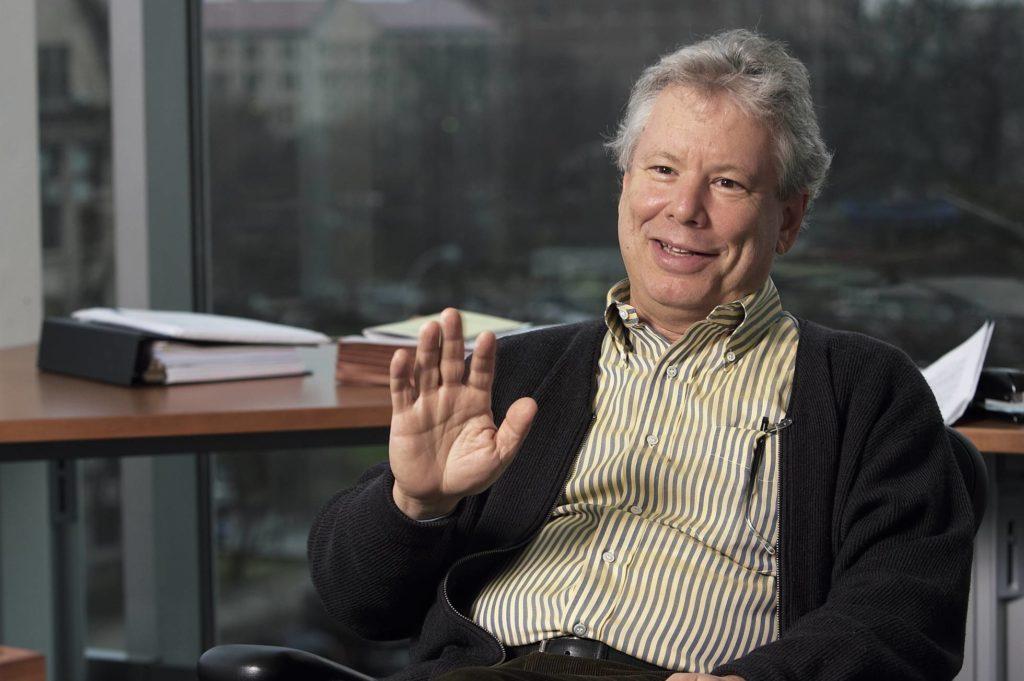 Dan Nobel de Economía a Richard Thaler | El Imparcial de Oaxaca