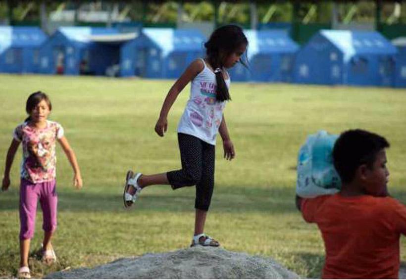 Más de 2.6 millones de niños resultaron afectados por sismos en México | El Imparcial de Oaxaca