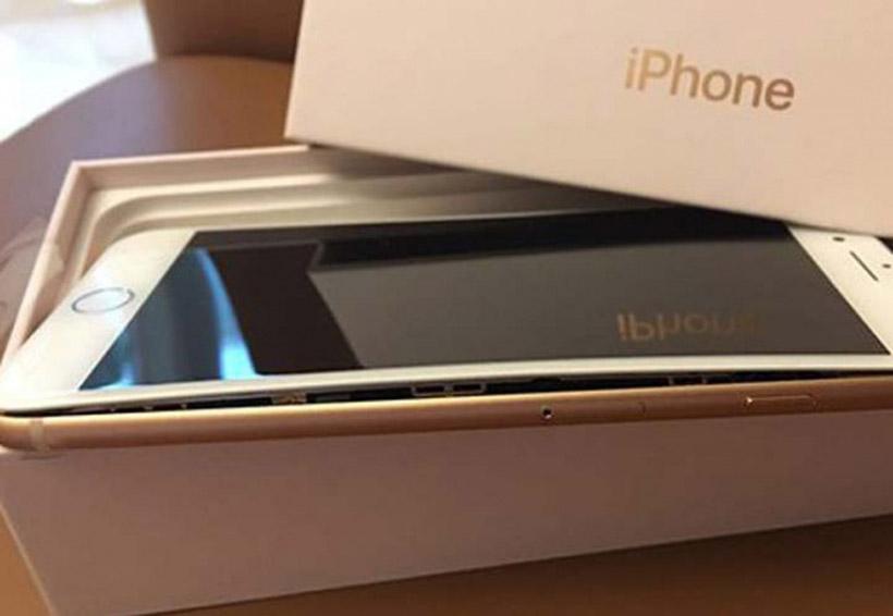 Reportan baterías infladas en iPhone 8 de Apple en China | El Imparcial de Oaxaca