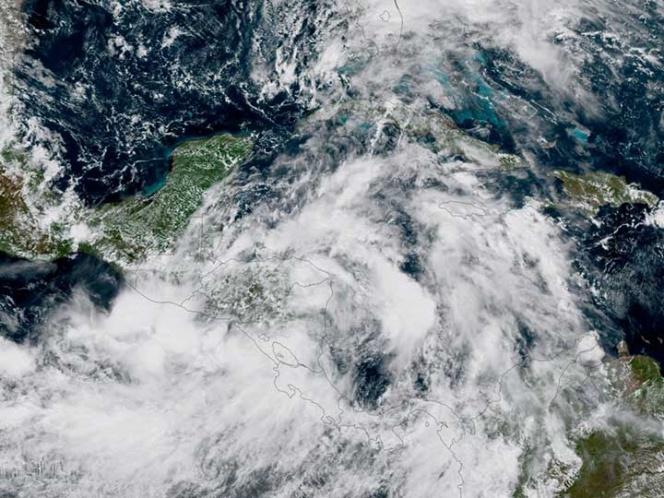 'Nate' se convierte en huracán y se fortalece en Golfo de México | El Imparcial de Oaxaca