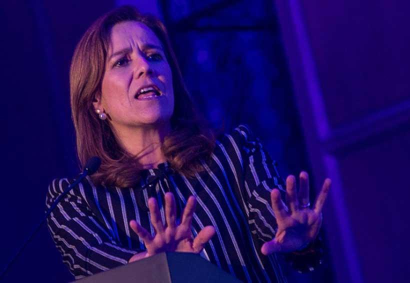 Zavala puede ganar la presidencia sin estructura partidista: Cordero | El Imparcial de Oaxaca