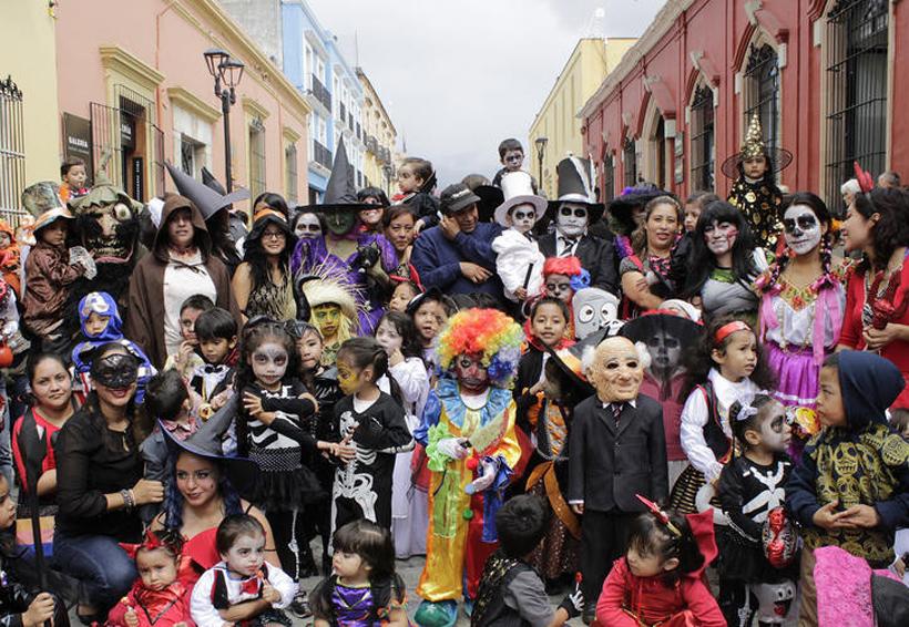 En Oaxaca con magna comparsa iniciará festividades | El Imparcial de Oaxaca