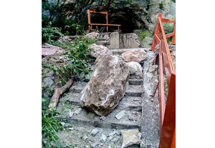 Rehabilitarán El Boquerón de la Mixteca de Oaxaca