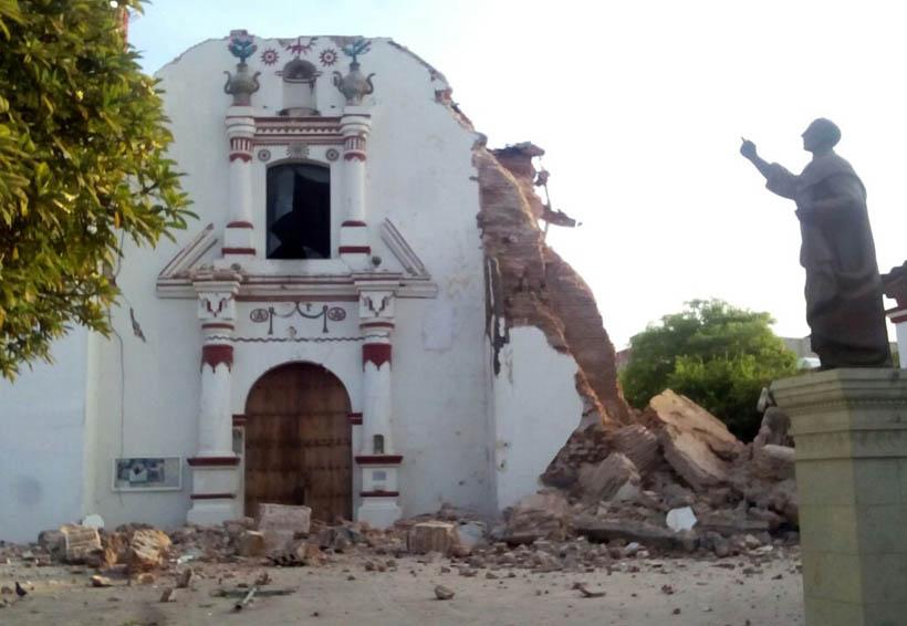 Buscan financiar proyecto de ayuda para Juchitán desde la Valld'Uixó