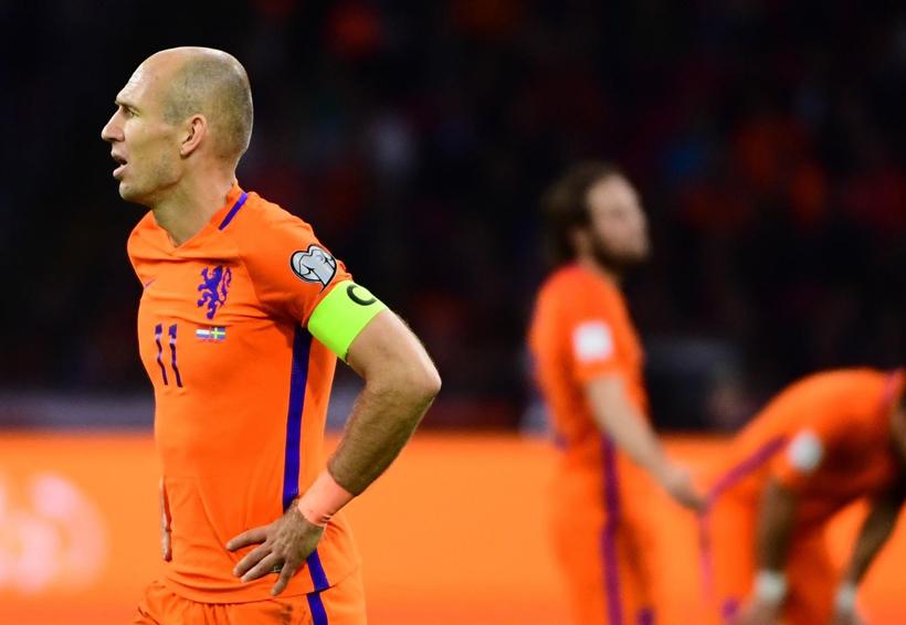 Holanda se queda fuera del Mundial de Rusia 2018 | El Imparcial de Oaxaca