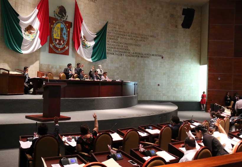 Diputados de Oaxaca buscan conformar áreas estratégicas para el segundo año legislativo | El Imparcial de Oaxaca