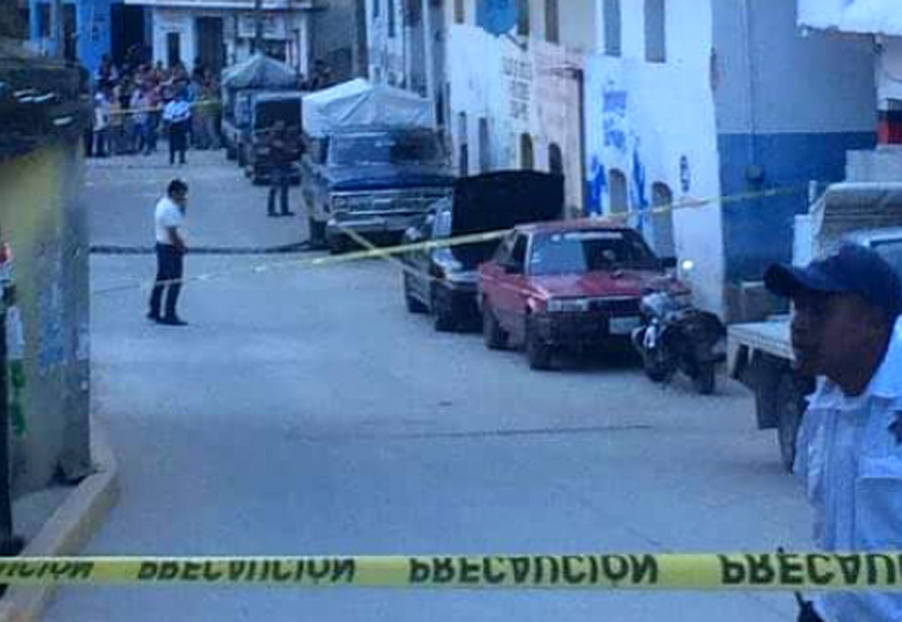 Asesinan a padre e hijo en Huautla, Oaxaca | El Imparcial de Oaxaca