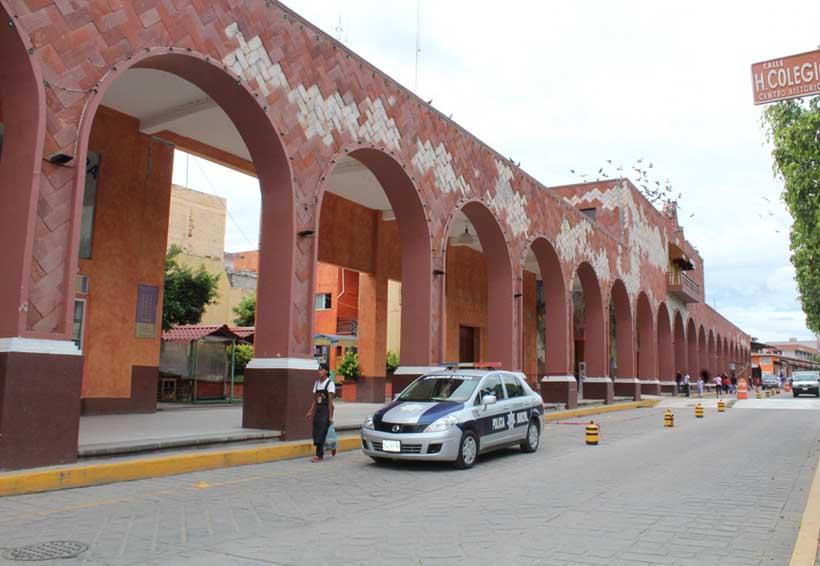 Palacio de Huajuapan, aún inutilizable