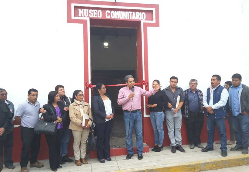 Abren museo en Tecomaxtlahuaca, Oaxaca