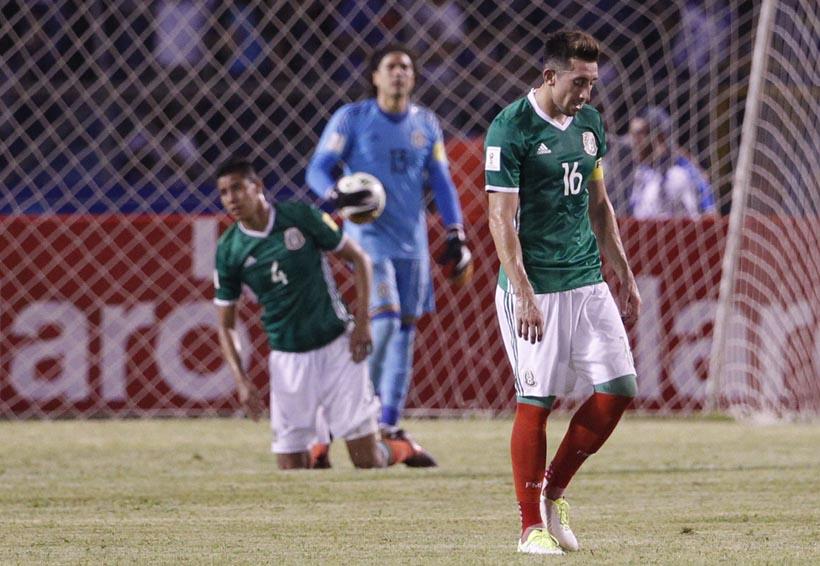 México pierde en Honduras rumbo a Rusia 2018