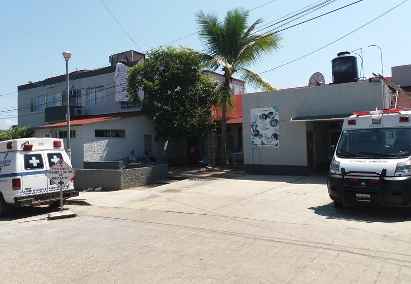 Sin laboratorio y Rayos X el  ISSSTE de Puerto Escondido, Oaxaca