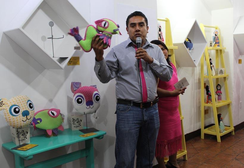 Vida y muerte, en telarines de Oaxaca