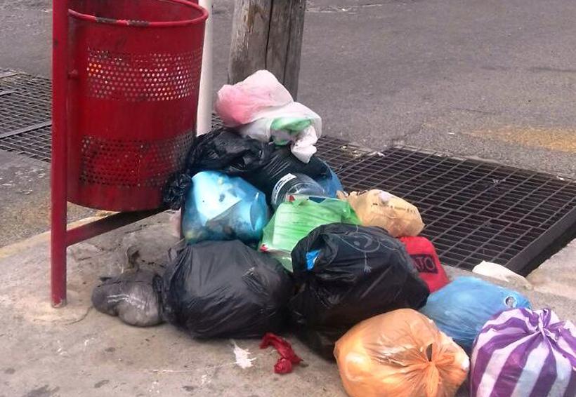 Denuncian  acumulación de basura en las calles de Salina Cruz, Oaxaca | El Imparcial de Oaxaca